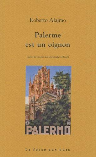 9782357070080: Palerme est un oignon