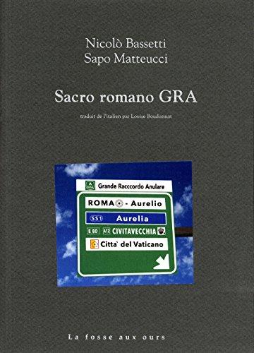 9782357070615: SACRO ROMANO GRA