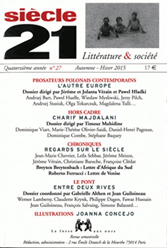 Revue Siècle 21, no 27: Collectif