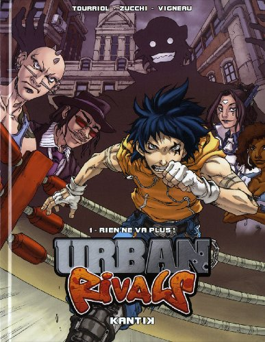 9782357080249: Urban Rivals, Tome 1 (French Edition)