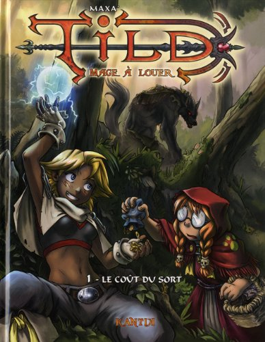9782357080300: Tild, mage à louer, Tome 1 (French Edition)