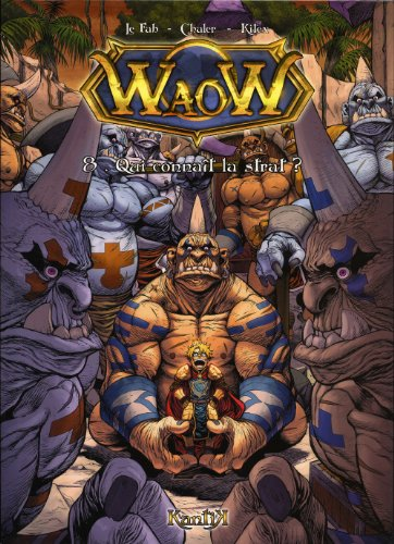 9782357080348: Waow, Tome 8 (French Edition)