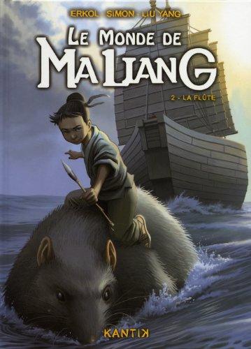 9782357080393: Le monde de Maliang, Tome 2 : La flûte