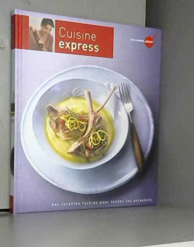 9782357100459: Cuisine express