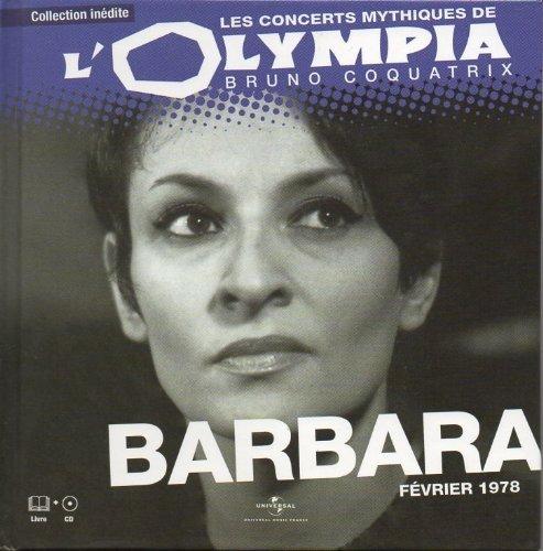 9782357101159: Les concerts mythiques de l'Olympia, f�vrier 1978