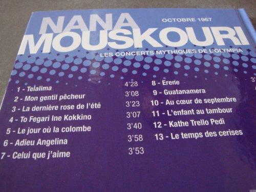 9782357101302: Les concerts mythiques de l'Olympia, octobre 1967