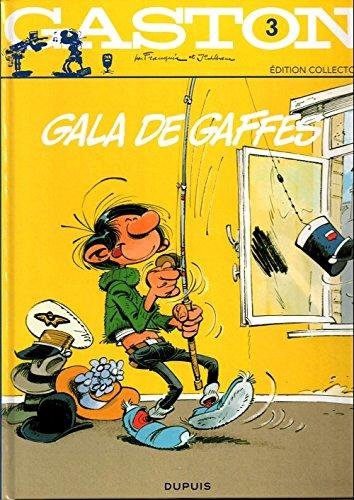 9782357102224: Gaston Télé 7 jours 3. Gala de gaffes
