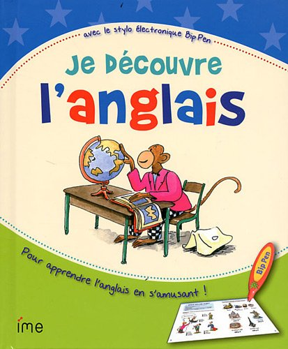 9782357170858: Je decouvre l'anglais (French Edition)