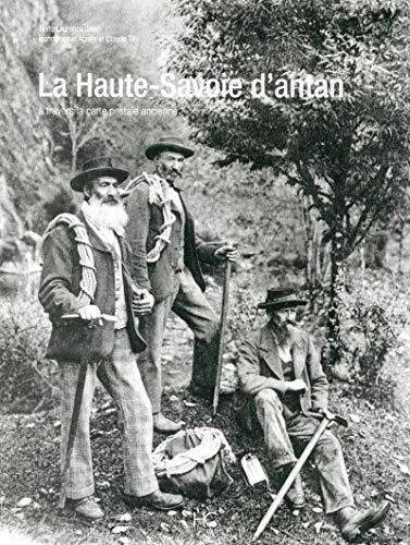 La Haute-Savoie d'Antan (French Edition): Laurence Janin