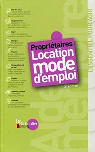 9782357310414: Propriétaires (French Edition)