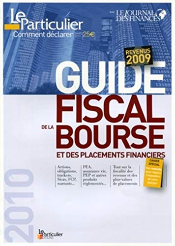 9782357310469: Guide fiscal de la bourse et des placements financiers (French Edition)