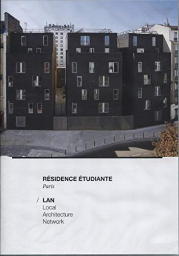 9782357332140: Résidence étudiante - Paris. LAN, local, architecture, network.