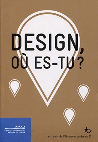 Design, où es-tu ? Les étoiles et les prix de l'Observeur du design....