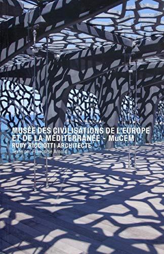 9782357332690: Musée des civilisations de l'Europe et de la Méditerranée - MuCEM - Rudy Ricciott architecte