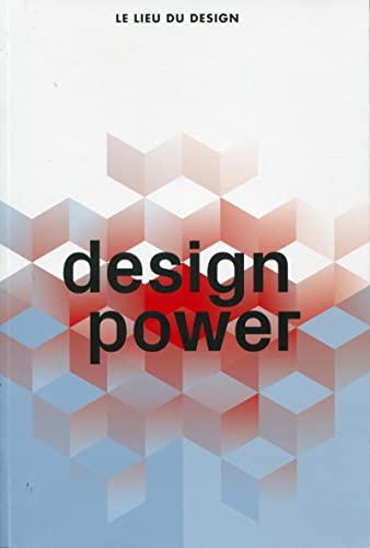 DESIGN POWER: COLLECTIF