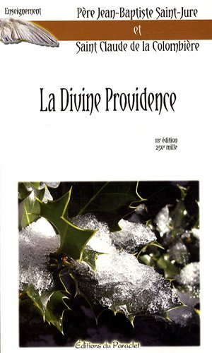 9782357360105: La Divine Providence (French Edition)