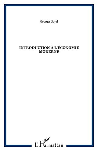 9782357480773: Introduction à l'économie moderne