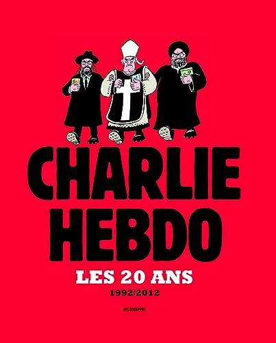 9782357660557: Les 20 ans de charlie hebdo 1992-2012