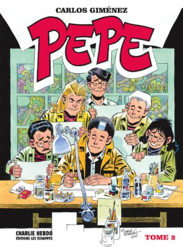 Pepe, t. 02: Gim�nez, Carlos