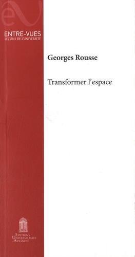 9782357680210: Transformer l'Espace