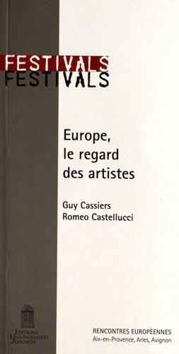 9782357680333: Europe, le regard des artistes