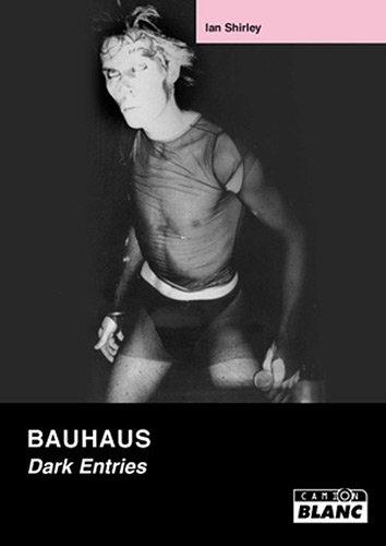 Bauhaus dark entries: Ian Shirley