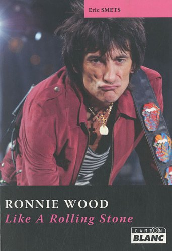 9782357790803: Ronnie Wood : Like a Rolling Stone