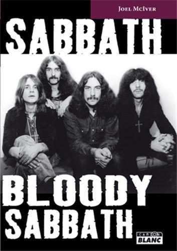 Sabbath Bloody Sabbath: McIver,Joel