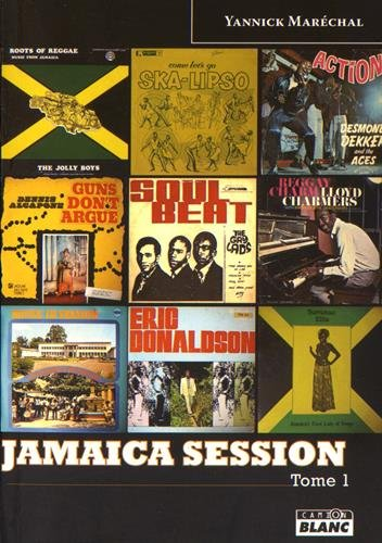 9782357797031: Jamaica Session Tome 1