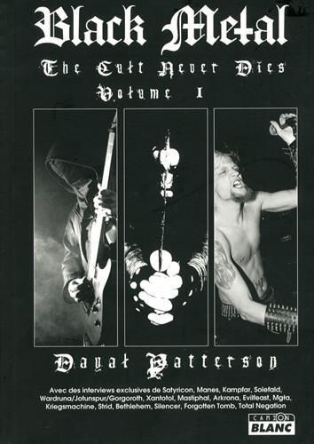 9782357798557: BLACK METAL The Cult Never Dies Volume 1