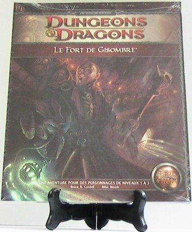 9782357830035: Play Factory - Dungeons & Dragons 4.0 : Le Fort de Grisombre