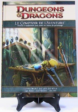 9782357830110: Play Factory - Dungeons & Dragons 4.0 : le Comptoir de l'Aventure