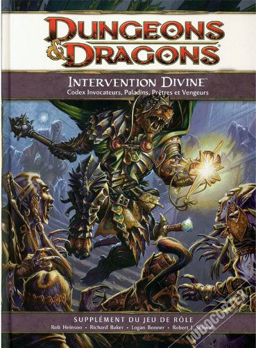9782357830295: Play Factory - Dungeons & Dragons 4.0 : Intervention Divine