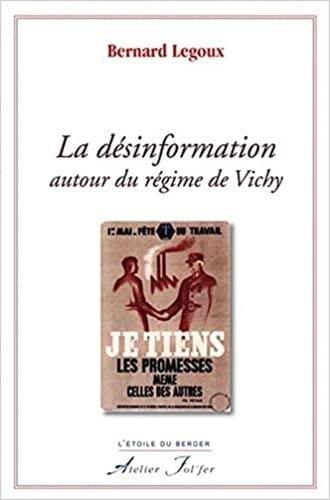 9782357910782: La Desinformation Autour du Regime de Vichy