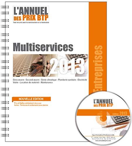9782358060592: L'Annuel des prix BTP : Multiservices