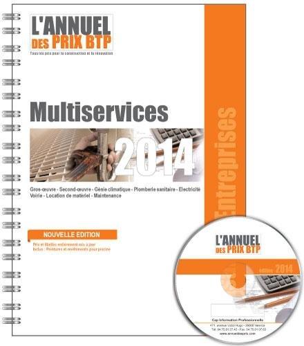 9782358060684: L'Annuel des prix BTP : Multiservices