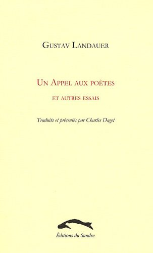9782358210225: Un appel aux poetes (French Edition)