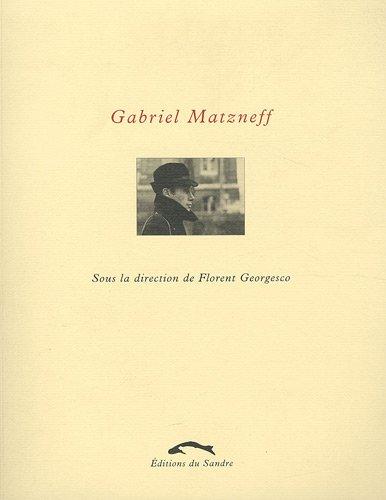 Gabriel Matzneff Collectif; Henry de Montherlant; Aymeric Patr.