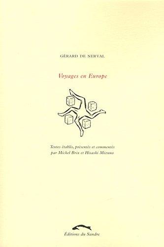 9782358210652: Voyages en Europe