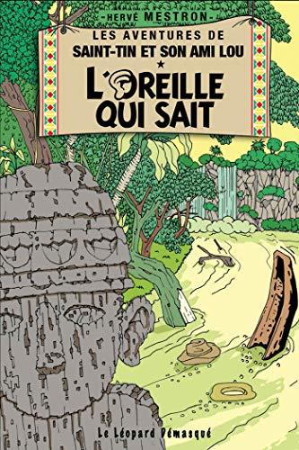 les aventures de Saint-Tin et son ami: Hervé