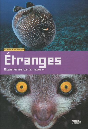 9782358320580: Etranges (French Edition)