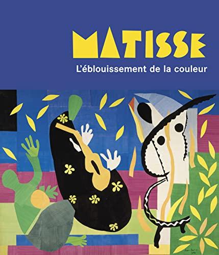 9782358320962: Matisse : L'éblouissement de la couleur (L'art & la manière)