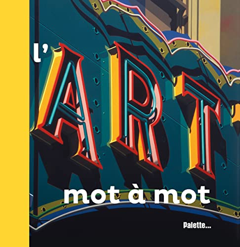 ART MOT À MOT (L'): MARTIN NICOLAS