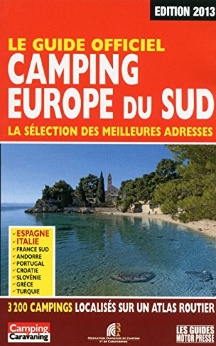 9782358390286: GUIDE OFFICIEL CAMPINGS EUROPE DU SUD