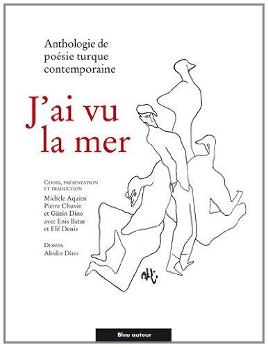 9782358480123: J'ai vu la mer : Anthologie de poésie turque contemporaine