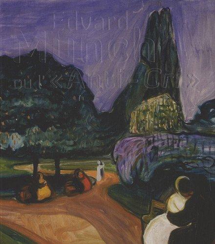 9782358670081: Edvard Munch ou l'Anti-Cri