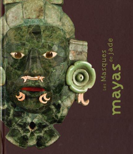 9782358670227: Les masques de Jade Mayas