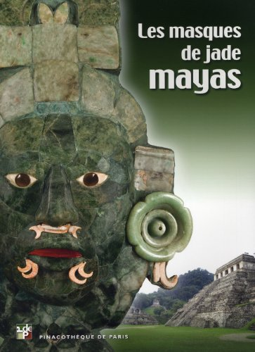 9782358670234: Les masques de Jade Mayas (French Edition)