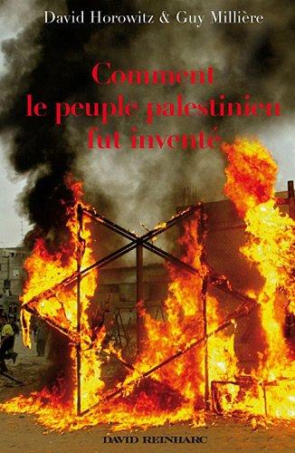 9782358690324: Comment le peuple palestinien fut inventé