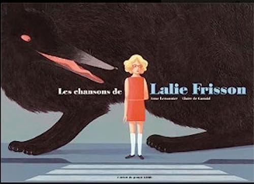 9782358710107: Les chansons de Lalie Frisson